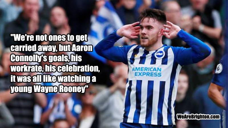 Match Review: Brighton 3-0 Tottenham Hotspur