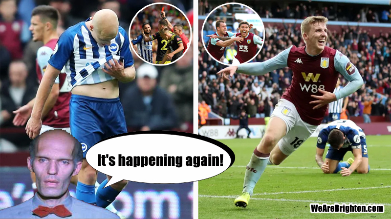 Match Review: Aston Villa 2-1 Brighton