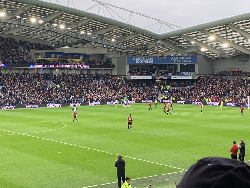 5 ways to improve the atmosphere at the Amex Stadium